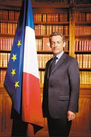 Nicolas SARKOZY Gouverneur de la France