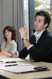 Julien Rochedy et Valérie Laupies (FN)