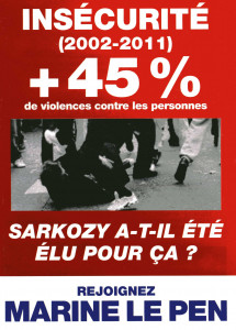 Vie militante : Distributions de tracts et collages dans la 16ème ! dans france ins%C3%A9curit%C3%A9002-215x300