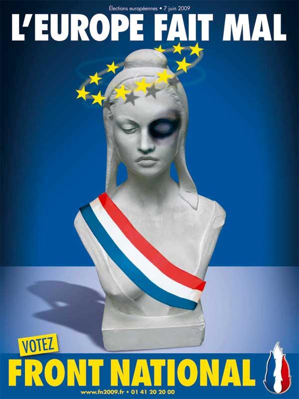 Appel de Marine Le Pen aux peuples d'Europe dans économie afficheeuropeennes01