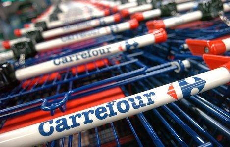 Carrefour pourrait supprimer 3.000 à 4.000 emplois dans économie carrefour_caddie