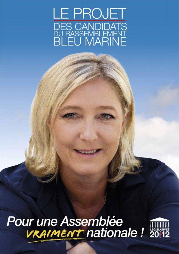 Législative 2012 - Valérie LAUPIES : Retrouvez le projet du Rassemblement Bleu Marine  dans france Projet16pages