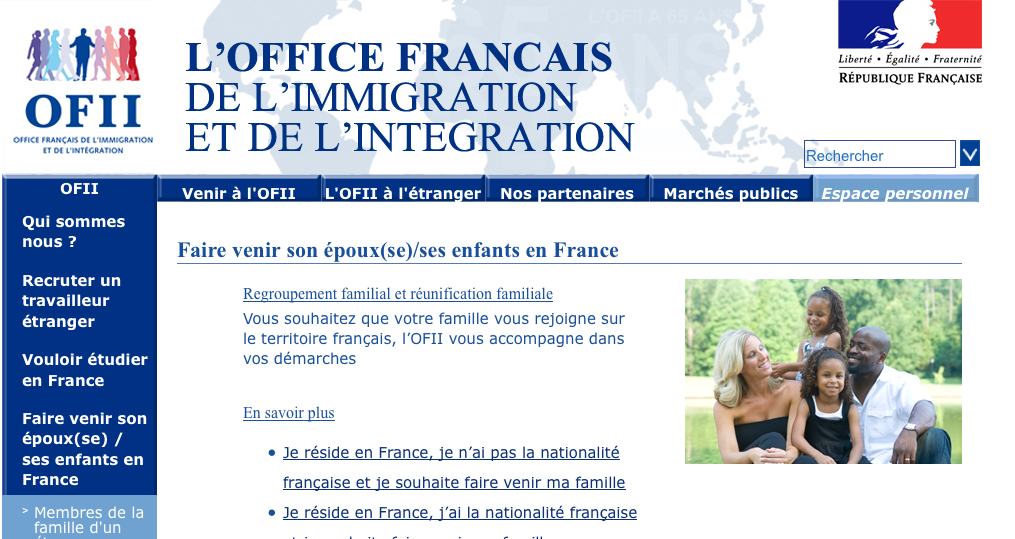 Office fran ais de l immigration et de l int gration - Office francaise d immigration et d integration ...