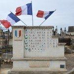 Arles / Tarascon:journée de la déportation.
