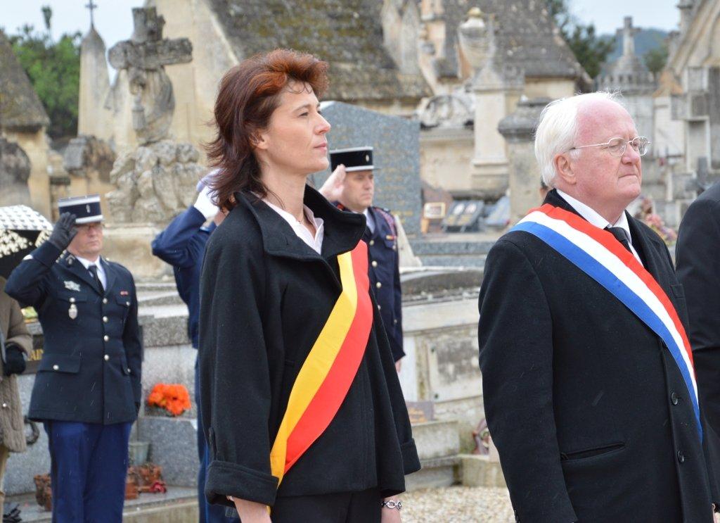 Arles / Tarascon:journée de la déportation. dans france deportation-2101