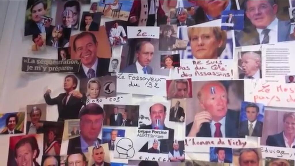 Le mur de la honte dans Critique ivgztd