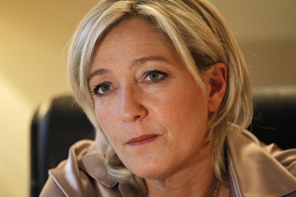 Réaction de Marine Le Pen au drame londonien dans Faits divers marine-le-pen-vis