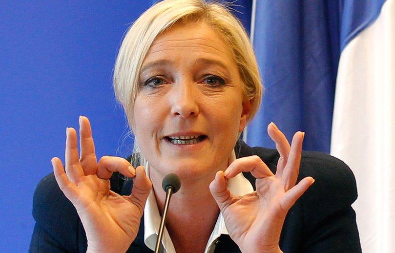 Prisonniers libérés à Dreux : derrière le brouhaha politicien, une coresponsabilité du PS et de l'UMP dans Critique marine-le-pen_pics_809
