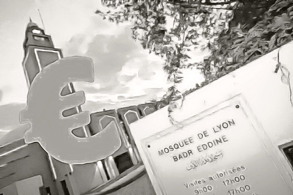 Lyon :  Le Front National veut faire annuler la subvention au culte musulman  dans france mosquee-lyon