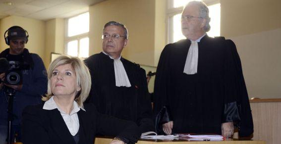 La députée socialiste Sylvie Andrieux condamnée à 3 ans de prison, dont un ferme dans france