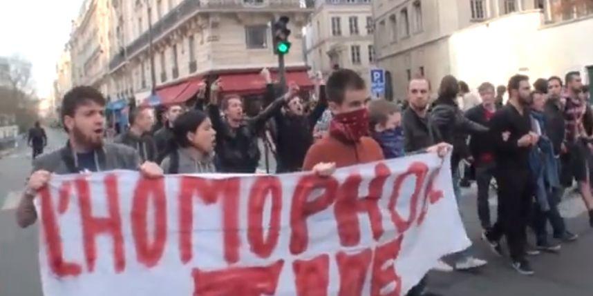 Clément Méric était défavorablement connu de la police comme extrémiste de gauche dans france