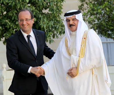 Syrie : le Qatar derrière la livraison d'armes chimiques selon un rapport de juin 2013 dans Critique franccca7oishollandeemirofqatar