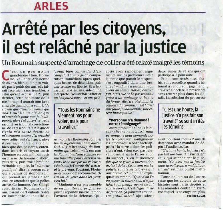 Arles :