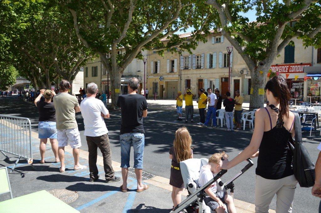 Photos : Passage du Tour de France dans notre circonscription dans france tour-de-france-tarascon-068