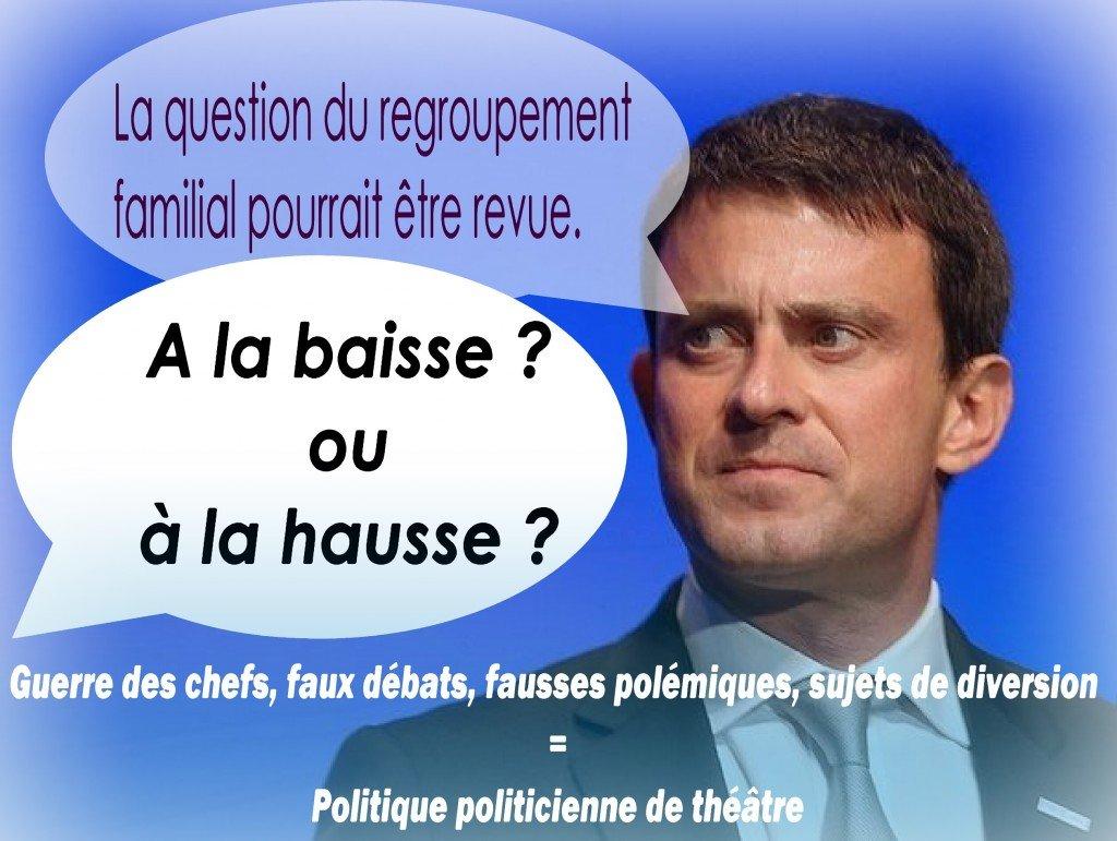 Immigration - Manuel Valls : Les naturalisations repartent à la hausse, 14% en un an ! dans économie vallsd
