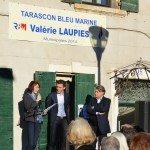 "Inauguration ""Tarascon Bleu Marine"""