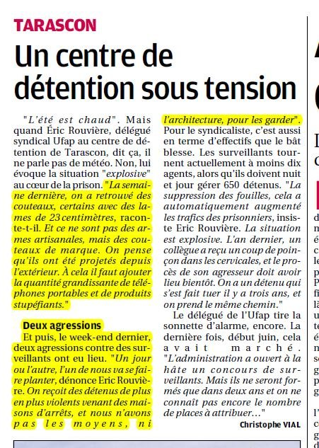 prison tarascon