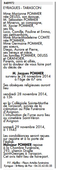 Jacques pommer