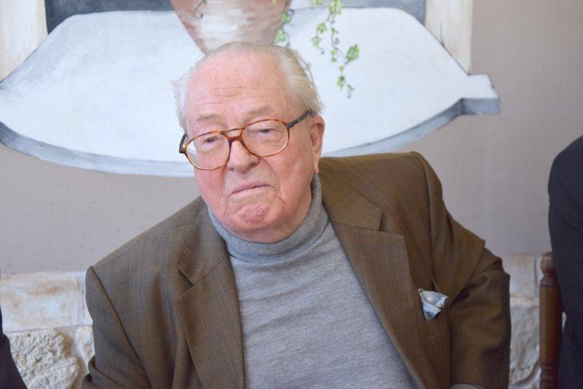 Jean-Marie Le Pen Tarascon