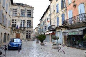 Place de la Mairie - Tarascon