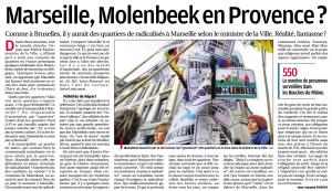 La Provence le 9 avril 2016