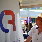 Julien Langard secrétaire du Collectif Racine dans le Vaucluse