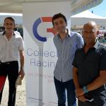 Julien Langard, Julien Sanchez (Maire FN de Beaucaire) - Jean Bernard Formé secrétaire du Collectif dans le Var