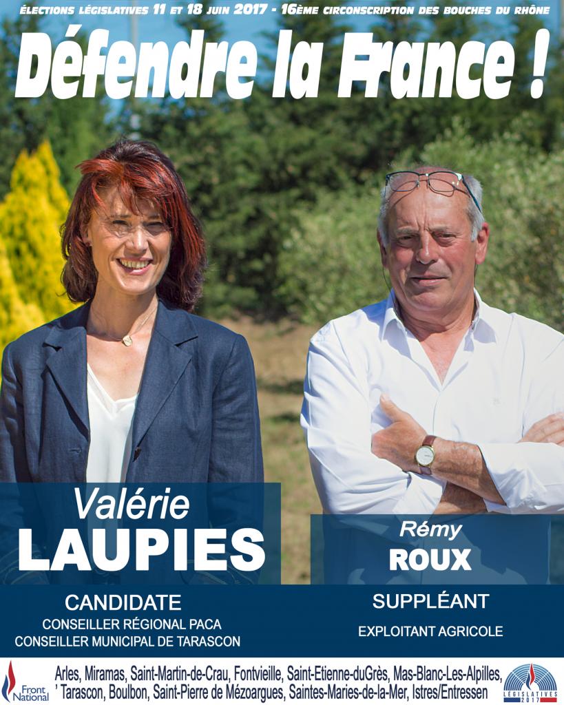 Valérie LAUPIES Rémy ROUX