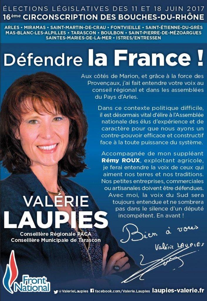 valérie laupies 2017