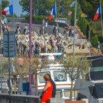 14 juillet à Beaucaire