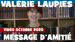 MESSAGE D'AMITIE