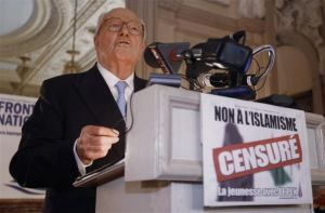 Le Pen islamisme